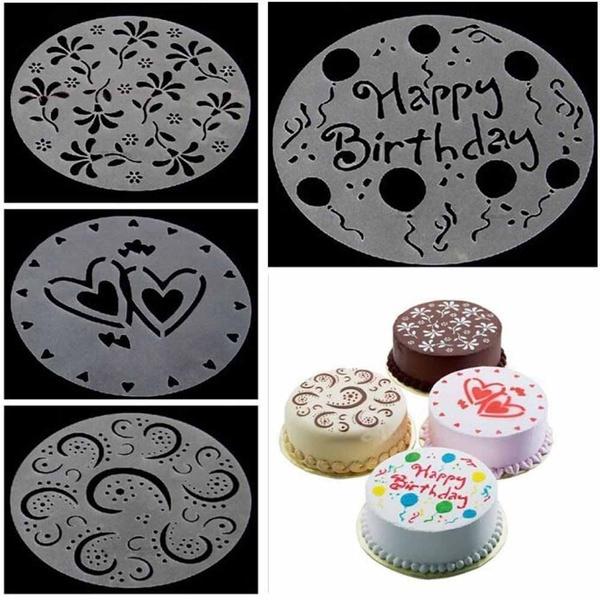 happybirthday, Kitchen & Dining, birthdaycake, cupcakemold