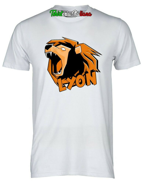 lyon, Fashion, Shirt, maglietta