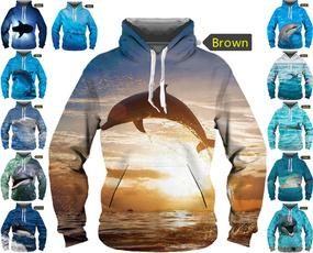 Couple Hoodies, 3D hoodies, Fashion, Sleeve