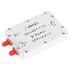Simple, signalspectrumanalyzer, gadget, counter