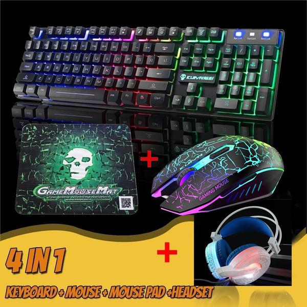 Headset, gamingkeyboard, Bluetooth, gamingheadset