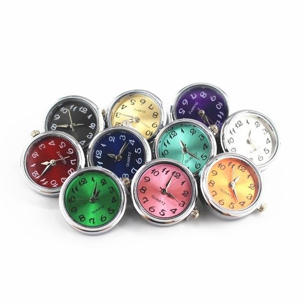 Bracelet, Jewelry, 18mmsnapbuttonjewelry, Glass
