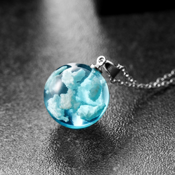 Blues, skyluminou, Jewelry, Sky