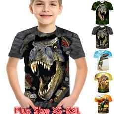 blouse, Summer, Short Sleeve T-Shirt, kids clothes