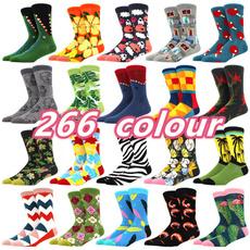 Hosiery & Socks, Shark, Cotton Socks, Skateboard