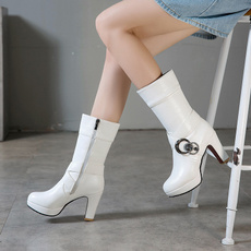 ankle boots, Winter, Womens Shoes, bota