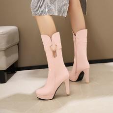 longtubewomenboot, Winter, long boots, Boots