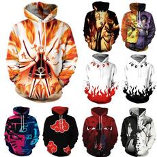Crewneck Sweatshirt, Fashion, sasuke, fashionhoodedsweater