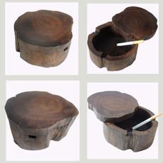 Natural, ashtray, Simple, Vintage
