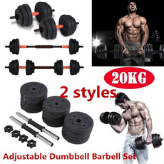 gymdumbbell, Fitness, adjustabledumbbellbarbell, Equipment