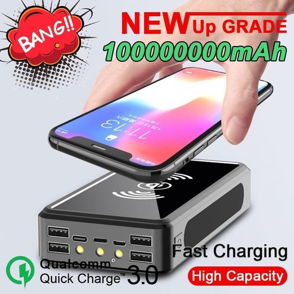 Battery Pack, solarlightsoutdoor, Battery, Wireless charger