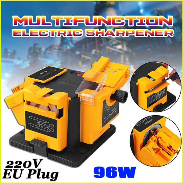 electricdrillsharpeningmachine, Kitchen & Dining, electricsharpener, grindingmachine