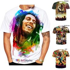 Tops & Tees, reggae, Printed T Shirts, Shirt