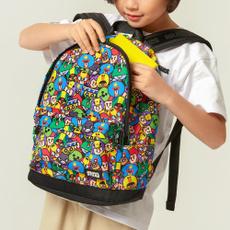 Bags, Backpacks, kids, Lines