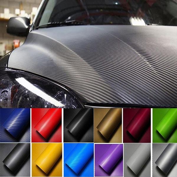 Car Sticker, Fiber, car decal, carbon fiber