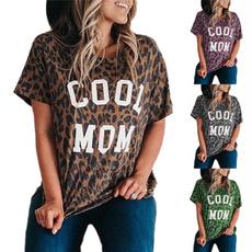 Fashion, Classics, leopard print, Sexy Tshirt