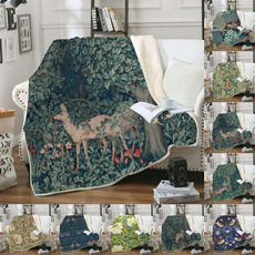 cartoonblanket, bedlining, Winter, Sofas