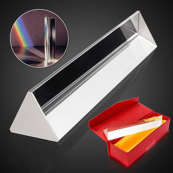 Box, Gifts, opticalglassprism, Glass