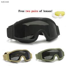 Hunting, Goggles, tacticalgoggle, Lens
