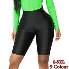 Plus Size, Shorts, Yoga, pants