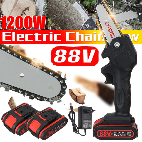 electricchainsaw, Electric, Chain, woodworkingsaw