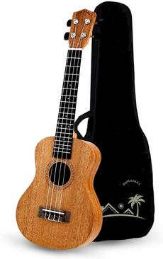 Mini, Hawaiian, ukulele, 21inchukulele