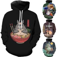 Crewneck Sweatshirt, My neighbor totoro, Fashion, Hoodies