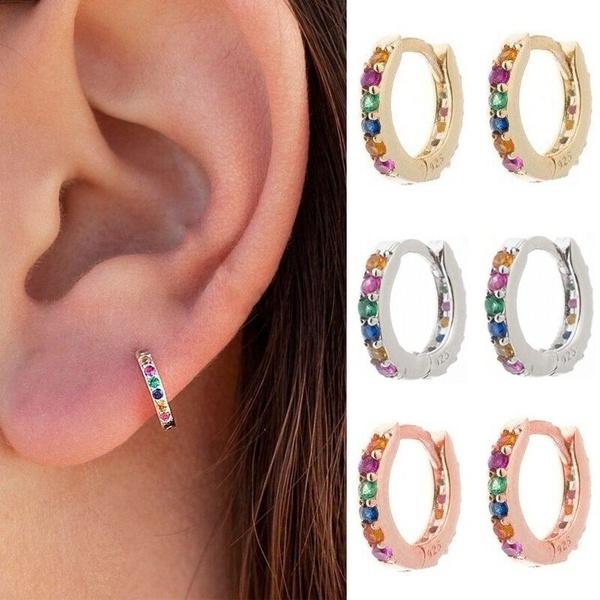 minimalisthoopearring, tinyhoopearring, Hoop Earring, Jewelry