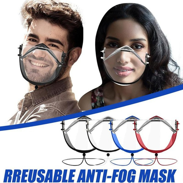 transparentmask, maskfordeaf, Fashion, Cycling
