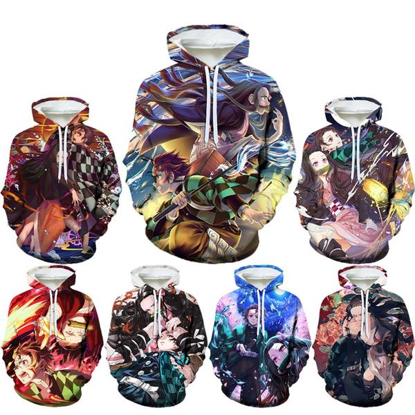 blouse, 3D hoodies, Fashion, ghost