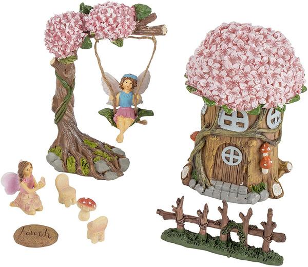decoration, miniature, juvale, Garden