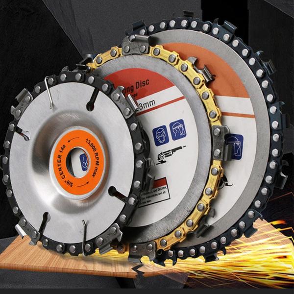 woodworkingcutter, grinderclaindisc, grinderblade, Chain