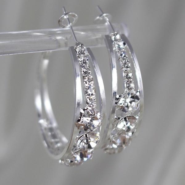 Sterling, Fashion, gold, earringsforgirl