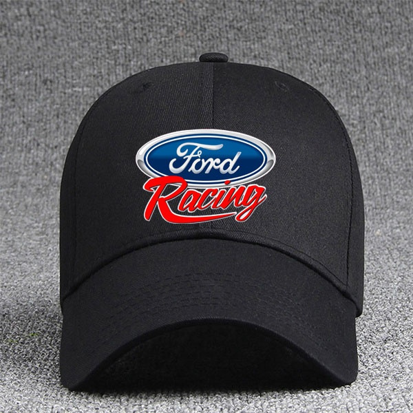 adjusted, Fashion, Cap, Ford