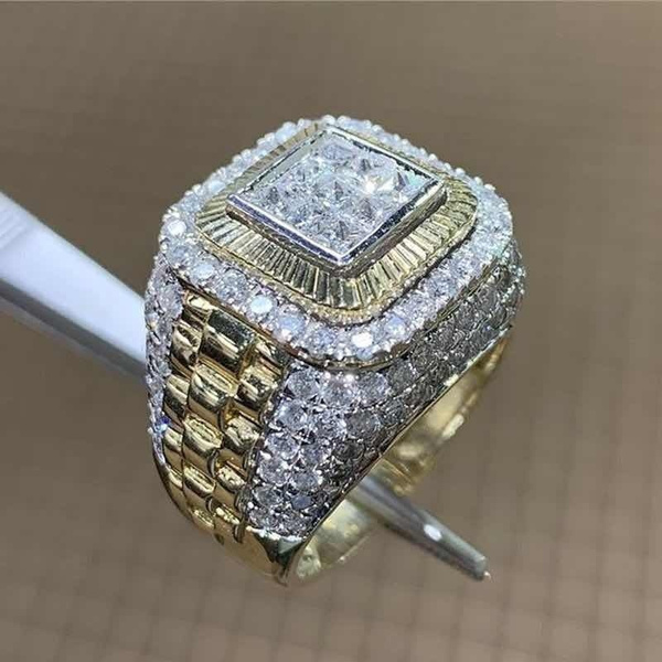 DIAMOND, wedding ring, Gifts, gold