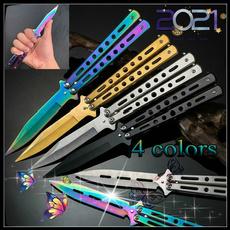butterfly, portableknife, Watch, Stainless Steel