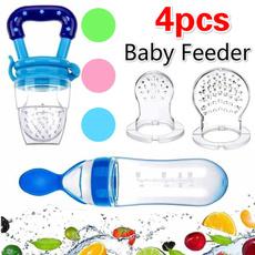 fruitfeeder, babyfeeder, Silicone, babyfoodspoon