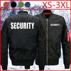 motorcyclejacket, Plus Size, Winter, Casual