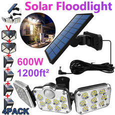 securitylight, Garden, lights, solarlight
