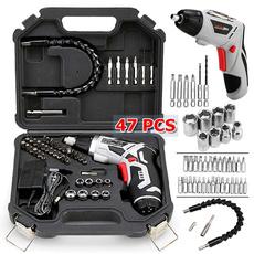rockwellcordlessdrill, cordlessscrewdriver, Electric, 6speedadjustable