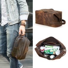 toilerybag, multifunctionalbag, Bags, genuine leather