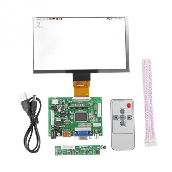 lcdcontrollerboardkit, Monitors, Hdmi, lcddriverboard