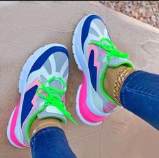 laceupshoe, Sneakers, Platform Shoes, Lace