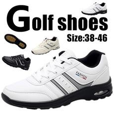 Golf, Waterproof, professionalgolfshoe, Men