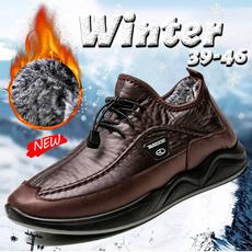 cottonshoe, Plus Size, Lace, casual leather shoes