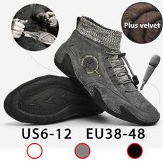 Flats, Sneakers, Plus Size, velvet