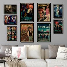 Vintage, vintageanimeposter, art, Home Decor