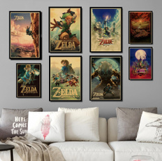 vintageanimeposter, Home Decor, Posters, Stickers