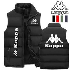 Jacket, Vest, Coat, kappa
