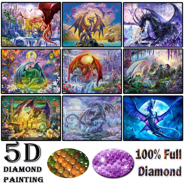 diamondpaintingkitsforadult, Embroidery, Home, Rhinestone